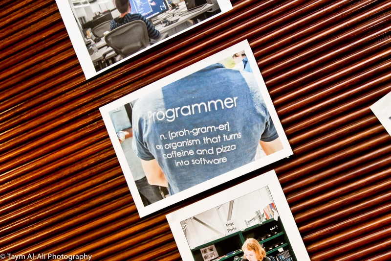 Definition of a programmer
