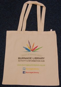Our bags can be obtained for a minimum donation of £1.00