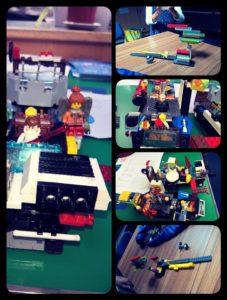 Lego Club 1