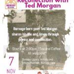 Ted Morgan @ Burnage Library