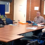 Memory Bank Festival - Ted Morgan's visit to Burnage Library
