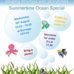 Storytime: Summertime Ocean Special