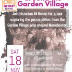 Memory Bank Festival - Walk around Garden Village